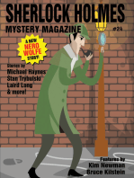 Sherlock Holmes Mystery Magazine #24