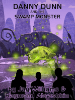 Danny Dunn and the Swamp Monster