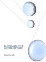 La Musica del '900 e Goffredo Petrassi