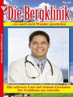 Die Bergklinik 15 – Arztroman