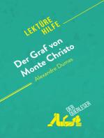 Der Graf von Monte Christo von Alexandre Dumas (Lektürehilfe)