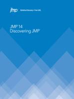 Discovering JMP 14