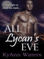 All Lycan's Eve