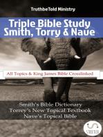 Triple Bible Study - Smith, Torrey & Nave