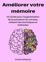 Améliorer votre mémoire