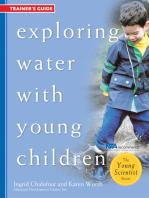 Exploring Water with Young Children, Trainer's Guide