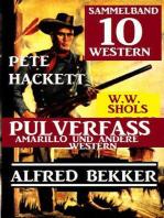 Sammelband 10 Western