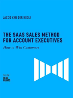 The SaaS Sales Method for Account Executives: How to Win Customers: Sales Blueprints, #5