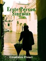 Erste Person Singular