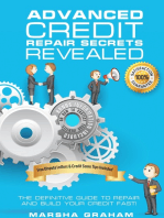 Advanced Credit Repair Secrets Revealed