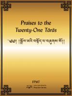 Praises to the Twenty-One Taras eBook