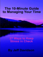 27 Ways to Keep Stress in Check