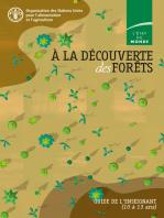 À la découverte des forêts