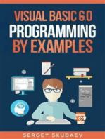 Visual Basic 6.0 Programming By Examples