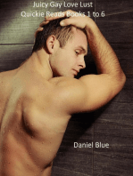 Juicy Gay Love Lust Quickie Reads Books 1 to 6