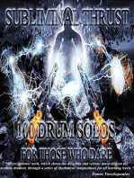 100 Drum Solos for Those Who Dare
