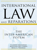 International Law and Reparations: The Inter-American System