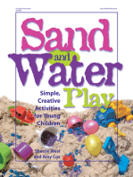 Sand and Water Play