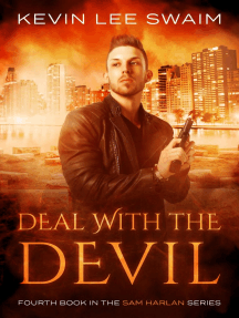 Deal with the Devil: Sam Harlan, Vampire Hunter, #4