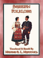 SERBIAN FOLKLORE - 26 Serbian children's folk and fairy tales