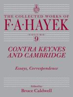 Contra Keynes and Cambridge