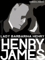 Lady Barbarina Henry