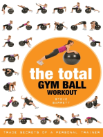 The Total Gym Ball Workout