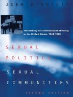 Sexual Politics, Sexual Communities: Second Edition