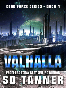 Valhalla (Dead Force series, Book 4): Dead Force