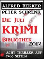 Die Juli Krimi Bibliothek 2017