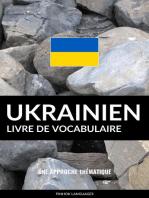 Livre de vocabulaire ukrainien