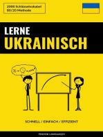 Lerne Ukrainisch