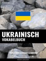 Ukrainisch Vokabelbuch