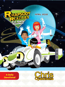 Rhapsody of Realities for Early Readers: April 2018 Edition