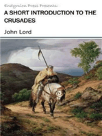A Short Introduction to the Crusades