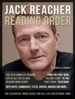 Jack Reacher Reading Order