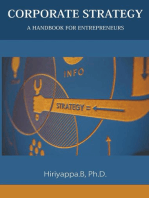 Corporate Strategy: A Handbook for Entrepreneurs