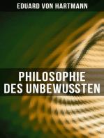 Philosophie des Unbewußten