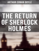 The Return of Sherlock Holmes (Complete Edition)