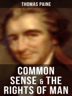 Common Sense & The Rights of Man