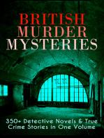British Murder Mysteries