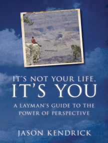It's Not Your Life, It's You: A Layman's Guide to the Power of Perspective
