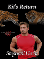 Kit's Return (Lost Shifters #30)