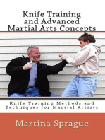 Knife Training and Advanced Martial Arts Concepts