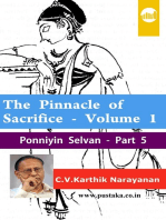 The Pinnacle of Sacrifice - Volume 1 Ponniyin Selvan - Part 5