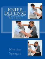 Knife Defense (Five Books in One)