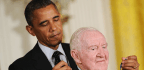 Retired Supreme Court Justice John Paul Stevens