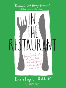 In the Restaurant: Society in Four Courses