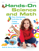 Hands-On Science and Math
