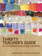 Thrifty Teacher's Guide to Creative Learning Centers